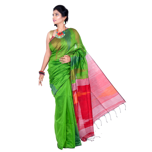 Handloom Cotton Silk Sarees