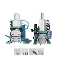 Vertical Core Wire Stripping Machine