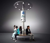 Solar Smart Tree