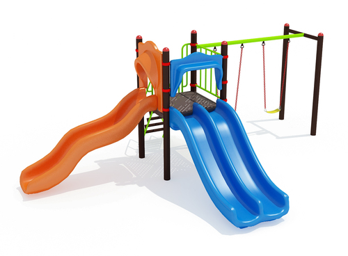Kids Play Ground Slide