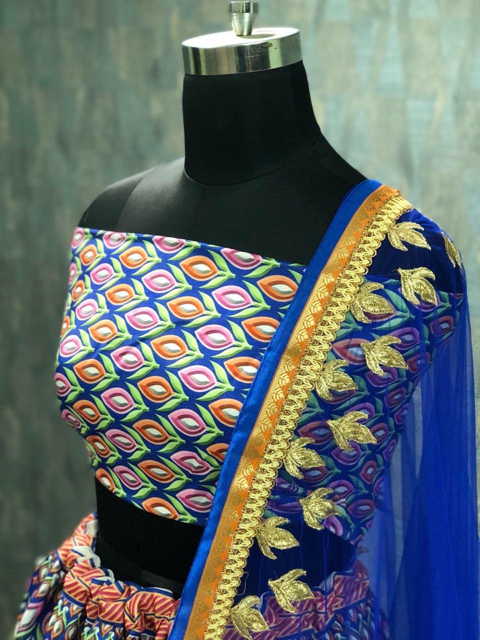 Ladies Traditional Lehenga Choli
