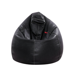 Genuine Leather Bean Bag