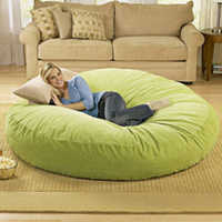 Pizza Bean Bag