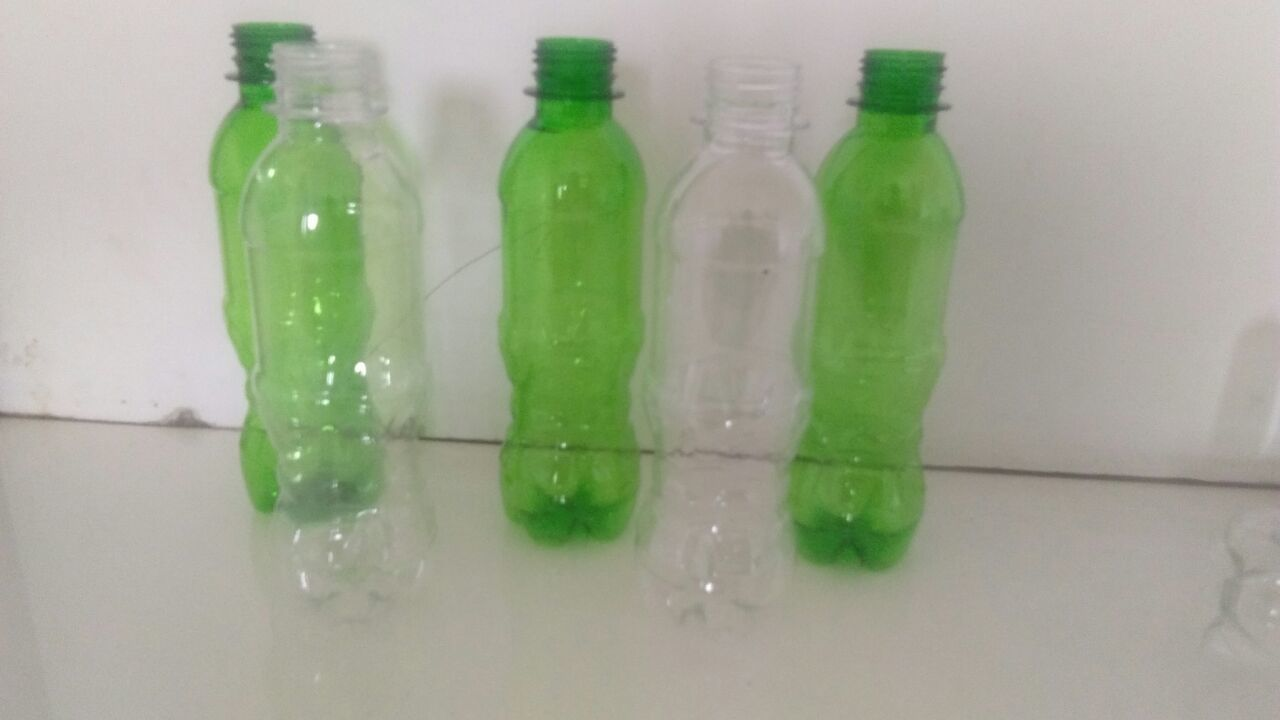 pet empty bottle