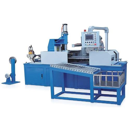 Automatic PLC Coiling Wrapping Machine