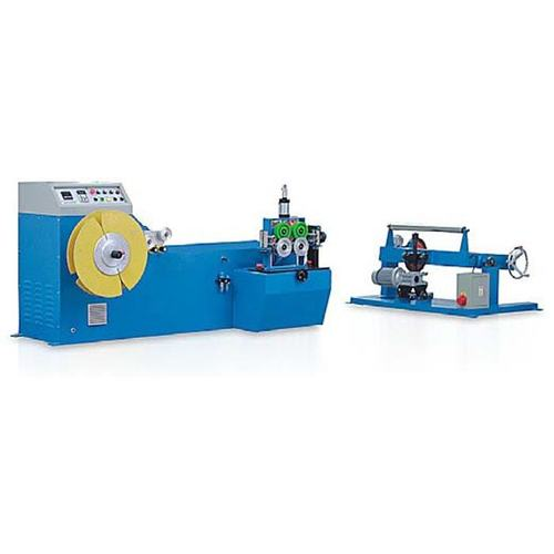 Medium Cross Section Semi Automatic Coiling Machine