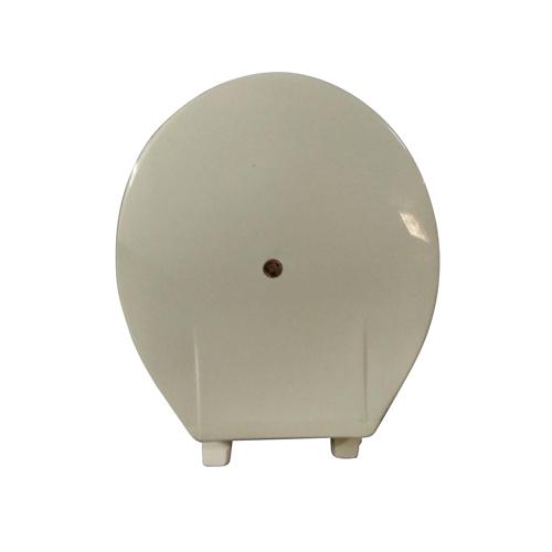 White Toilet Seat Cover