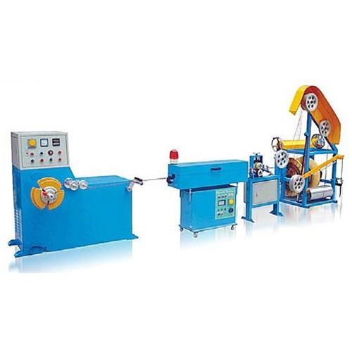 High Speed Semi Automatic Coiling Machine