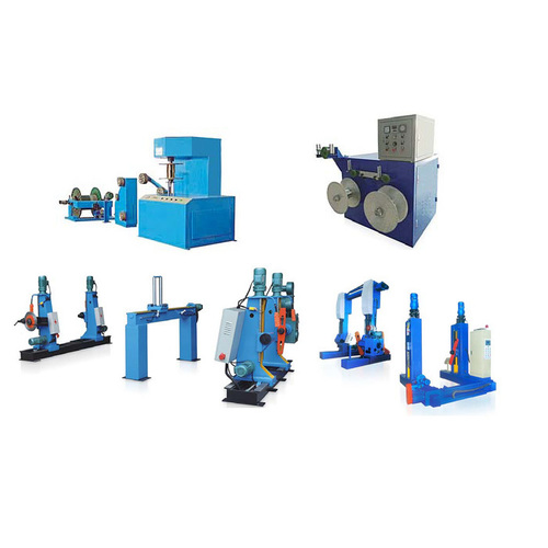 Take Up and Payoff/Coiling Machine