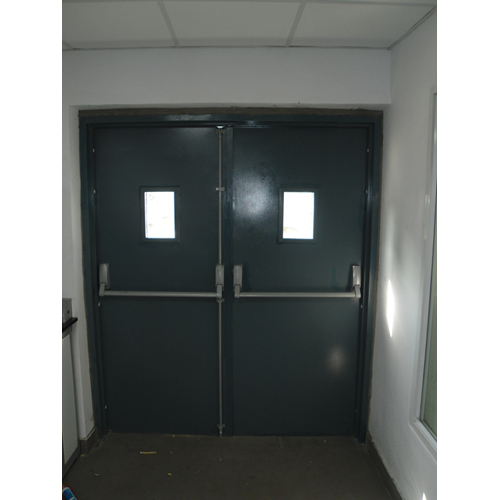 Industrial Fireproof Doors