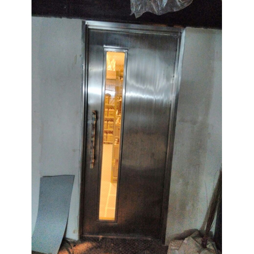 Fireproof Metal Doors