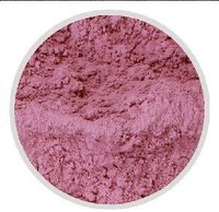 Dried red onion powder