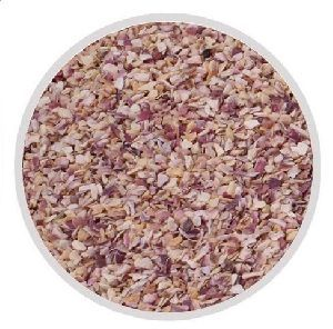 Dried red onion minced