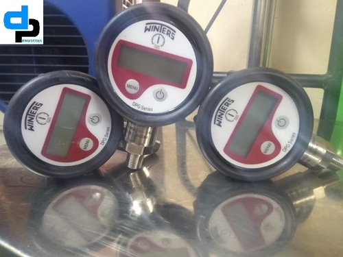 DPG Digital Pressure Gauges Winters Instruments