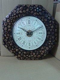 Wooden Clock 2