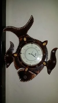 Wooden Clock 3