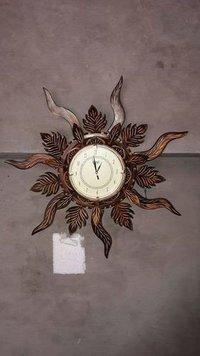 Wooden Clock 5