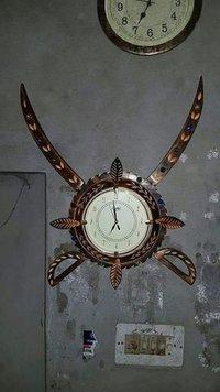 Wooden clock 6