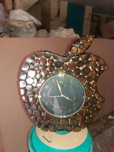 Wooden clock 8