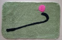 Modern Cotton Door Mats - 50x80 cm