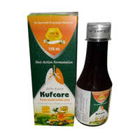 Kufcare Honey Based Herbal Syrup