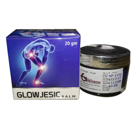 Glowjesic Pain Relief Balm 20gm