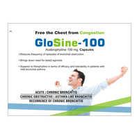 Glosine Acebrophylline Capsules 100mg