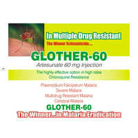 60mg Glother-60 Artesunate Injection