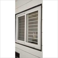 Sliding Window Aluminum Section