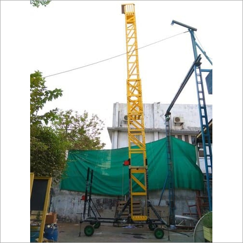 Tiltable Tower FRP Ladder