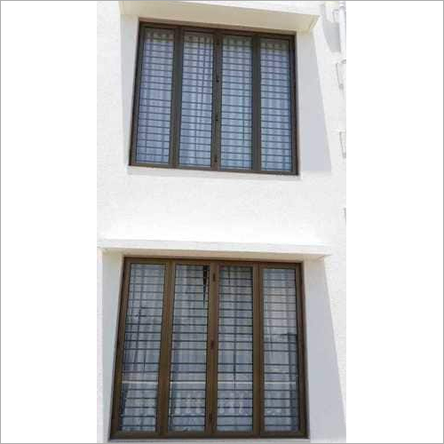 Domal Section Aluminum Window