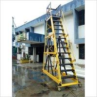 Mobile Platform FRP Ladder