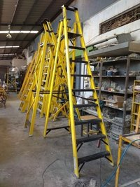 Heavy Insulating FRP Ladder
