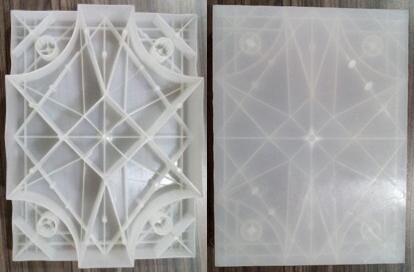 Plastic Shuttering Plates