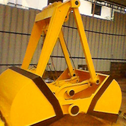 Mechanical Grab Bucket