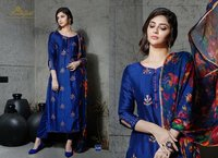Silk Fashion Suits