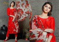 Silk Fashion Suits