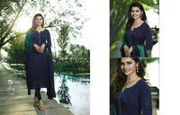 Designer Georgette Silk Suits
