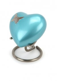 Heart Keepsake Cremation Urn For Ashes