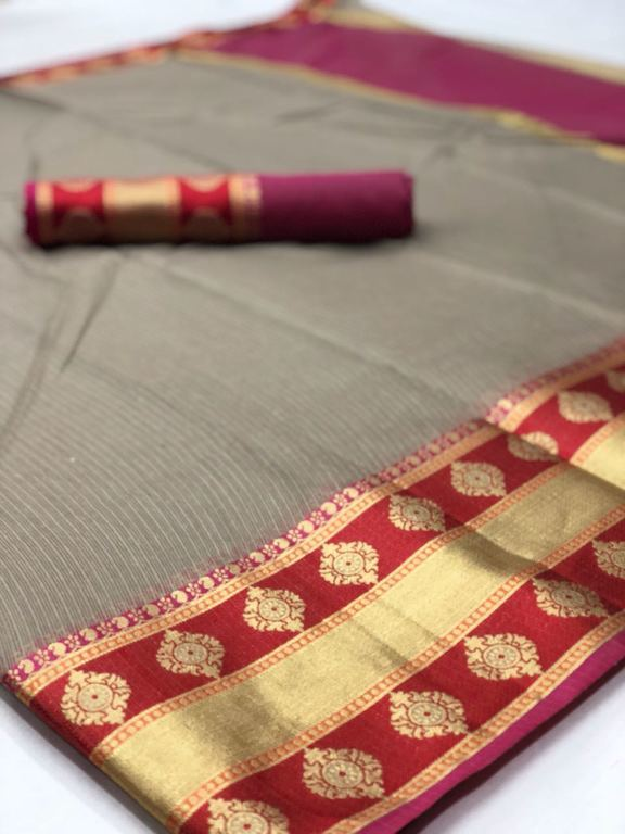 Designer Cotton Silk Sarees