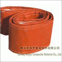 Steel Wire Silicone Rubber Fiberglass Fabric