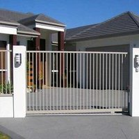 Residential Sliding Gate Automation
