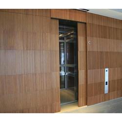 Automatic Wooden Sliding Door