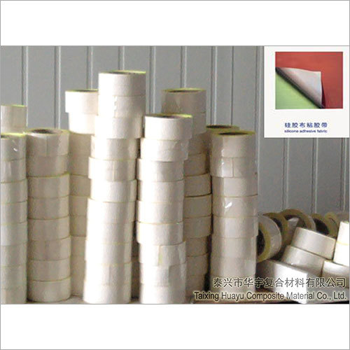 Silicone Coated Fiberglass Tape