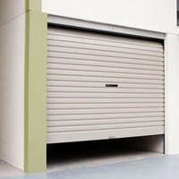 Domestic Garage Door