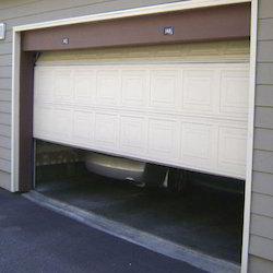 Basement Garage Door