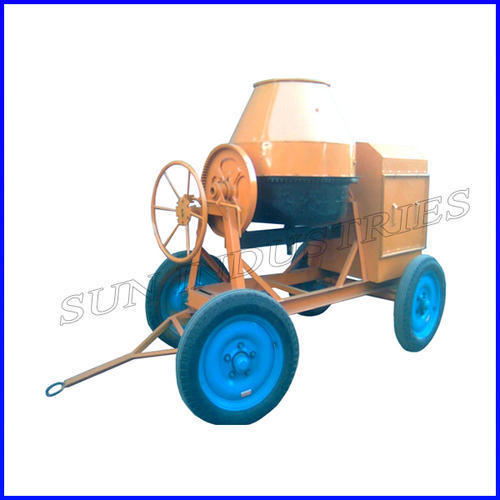 Concrete Mixer Machine Full Bag