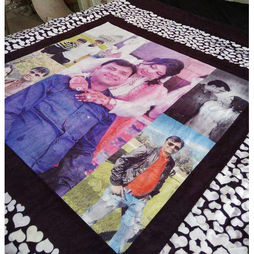 Bed Sheet Cover Printing Service