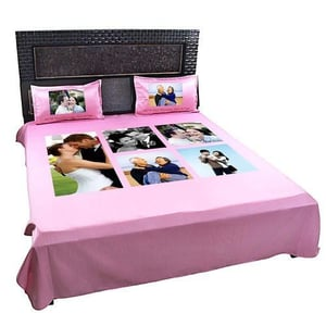 Personalized Bed Sheet Printing Service