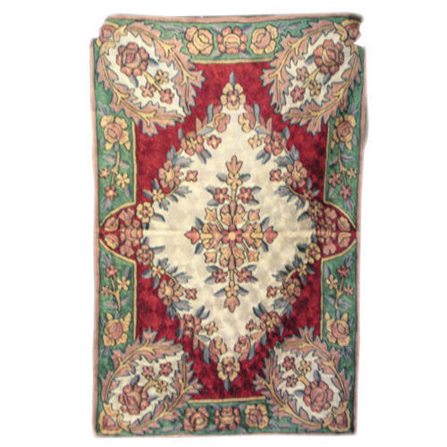 Chain Stitch Rug Back Material: Woven Back